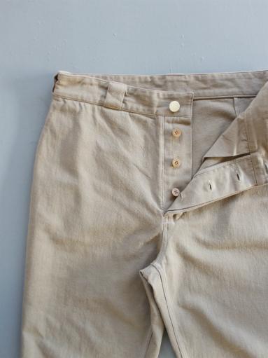 THE HINOKI Organic Cotton Denim Pants_b0139281_1728221.jpg