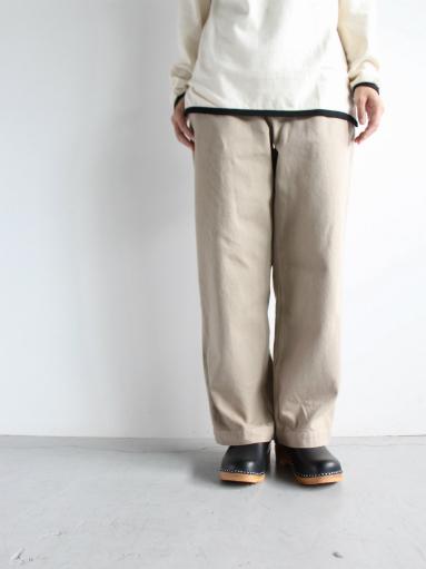 THE HINOKI Organic Cotton Denim Pants_b0139281_17282221.jpg
