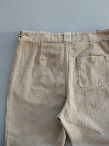 THE HINOKI Organic Cotton Denim Pants_b0139281_1728759.jpg