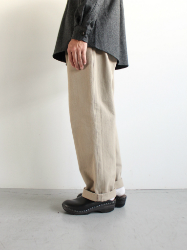 THE HINOKI Organic Cotton Denim Pants_b0139281_1729167.jpg