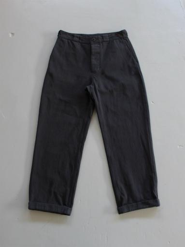 THE HINOKI Organic Cotton Denim Pants_b0139281_17293038.jpg