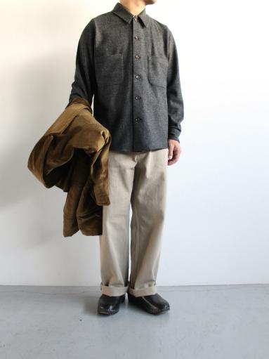 THE HINOKI Organic Cotton Denim Pants_b0139281_1730562.jpg