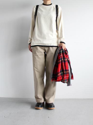 THE HINOKI Organic Cotton Denim Pants_b0139281_17313093.jpg