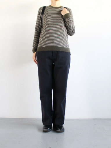 THE HINOKI Organic Cotton Denim Pants_b0139281_17314226.jpg