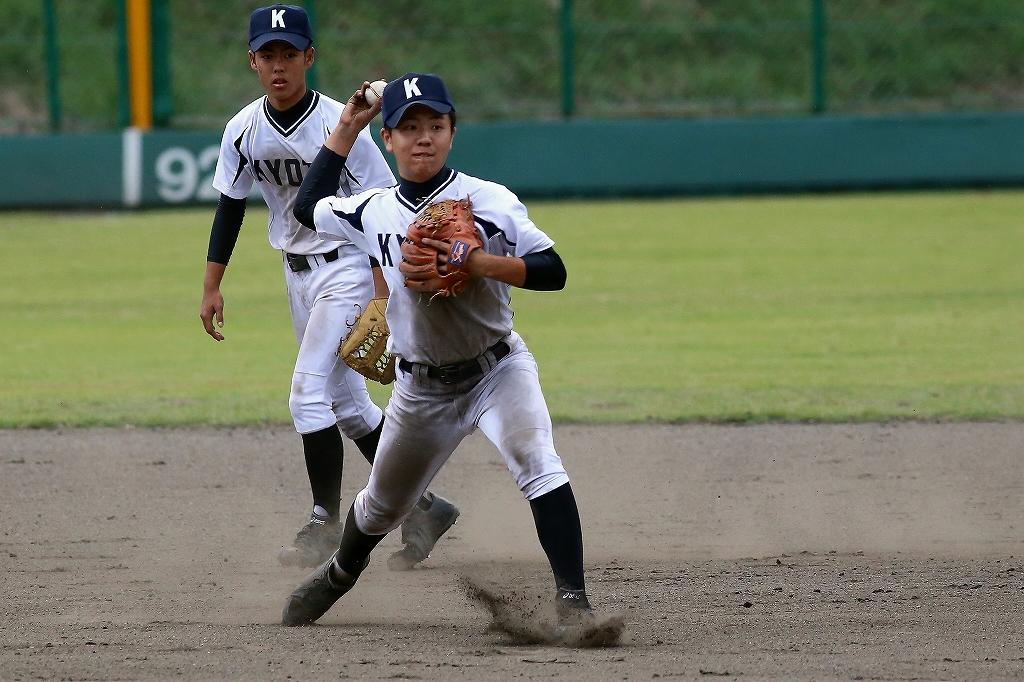 練習試合 京都選抜vs滋賀選抜4_a0170082_8592547.jpg