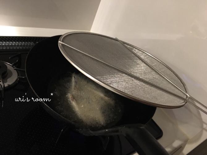 これは便利!ニトリのキッチンアイテム!…を使って作った常備菜。_a0341288_21363204.jpg