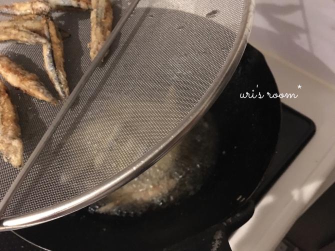 これは便利!ニトリのキッチンアイテム!…を使って作った常備菜。_a0341288_21363347.jpg