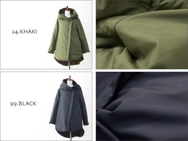 MidiUmi [ミディウミ] dawn hooded coat [3-770797] LADY\'S_f0051306_19532795.jpg