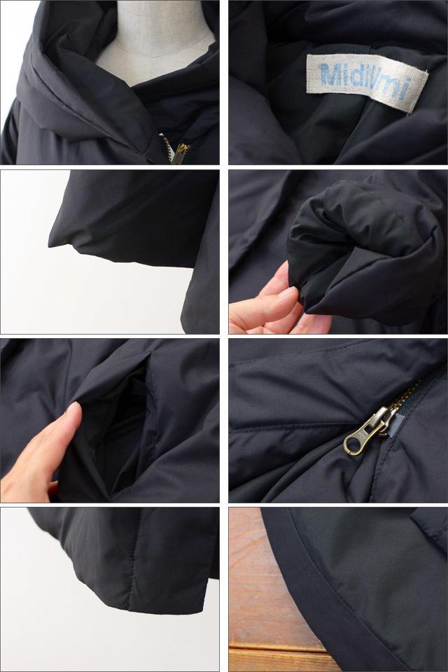 MidiUmi [ミディウミ] dawn hooded coat [3-770797] LADY\'S_f0051306_19532844.jpg