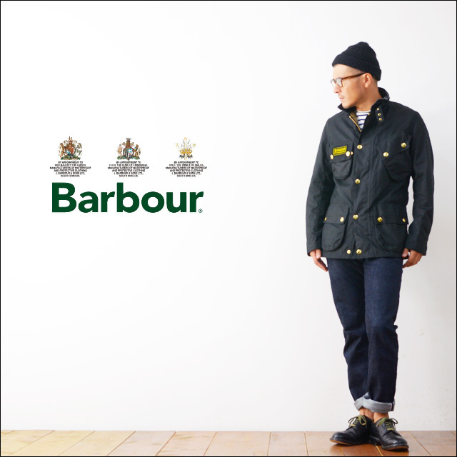 Barbour[バブアー] INTERNATIONAL JACKET SLIM [MWX1016] MEN\'S_f0051306_20041715.jpg