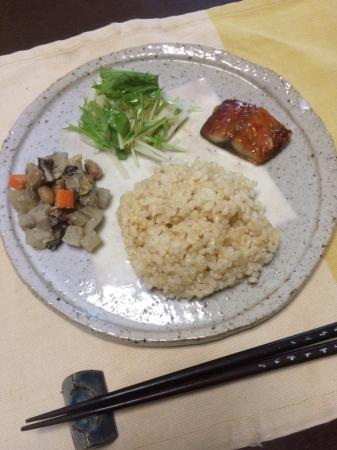 大根と水菜のサラダ_d0235108_12380420.jpg