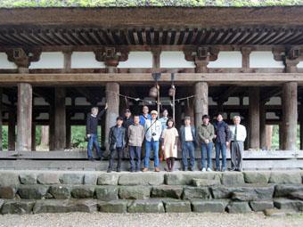 会津の建築:熊野神社長床_c0195909_11151281.jpg