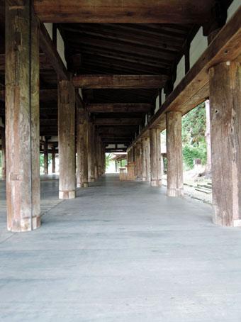 会津の建築:熊野神社長床_c0195909_11151729.jpg