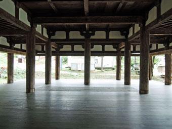 会津の建築:熊野神社長床_c0195909_11152175.jpg