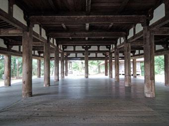 会津の建築:熊野神社長床_c0195909_11152991.jpg