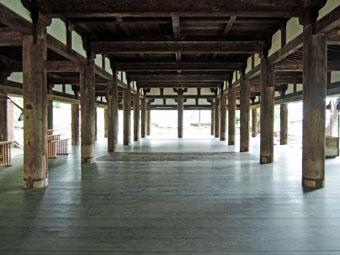 会津の建築:熊野神社長床_c0195909_11153655.jpg