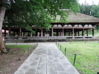 会津の建築:熊野神社長床_c0195909_1116269.jpg