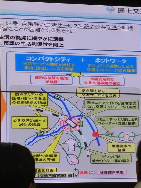 スカスカな富士市をどう維持・集約していくか 「立地適正化計画」の勉強会_f0141310_8164567.jpg