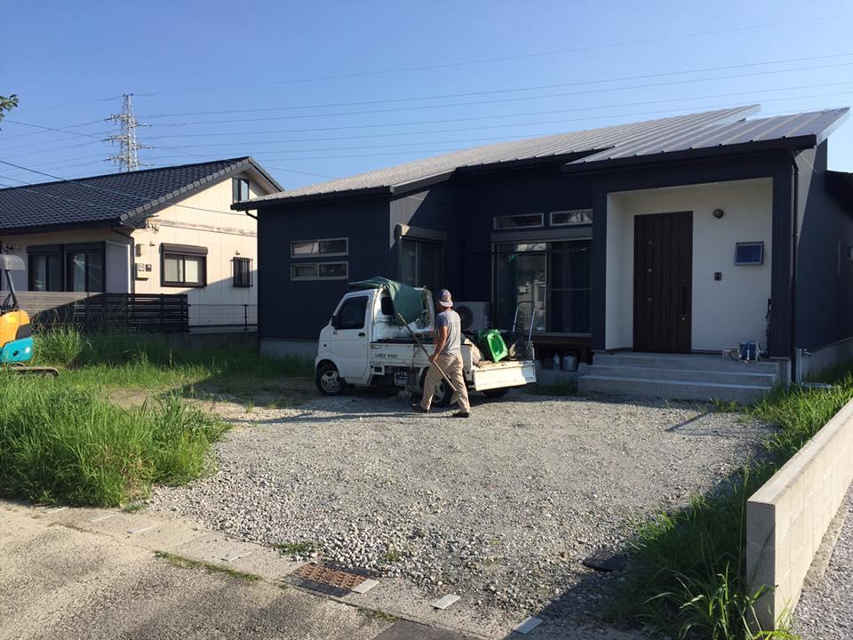 宮崎市Y様邸 NEW BUILDING_b0236217_12423726.jpg