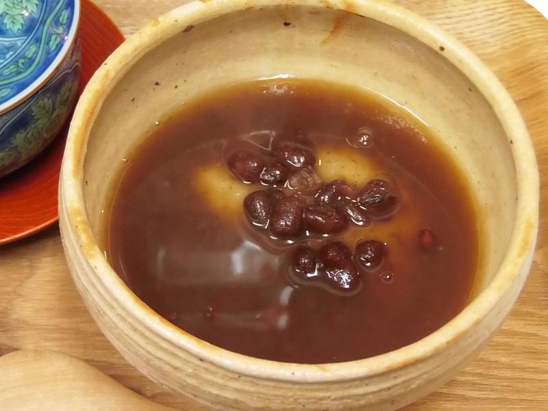 特注の銅鍋で作る「ぜんざい」作り_a0125419_18425137.jpg