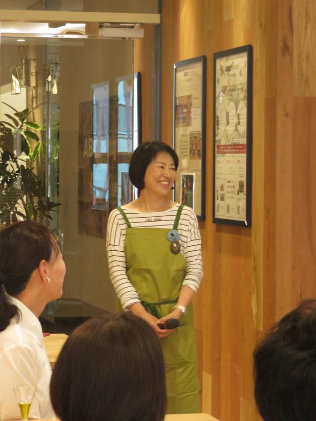 京都でオリーブオイルイベント_c0213220_231289.jpg