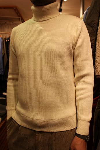 "フランス生まれの ""Vincent et Mireille\"" KNIT ITEM ご紹介_f0191324_09172243.jpg"