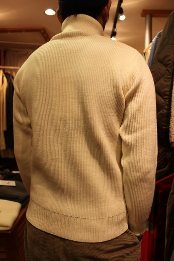 "フランス生まれの ""Vincent et Mireille\"" KNIT ITEM ご紹介_f0191324_09173552.jpg"