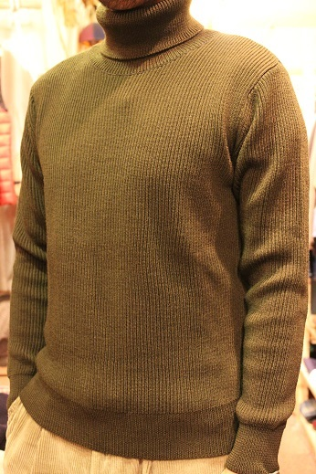 "フランス生まれの ""Vincent et Mireille\"" KNIT ITEM ご紹介_f0191324_09190108.jpg"