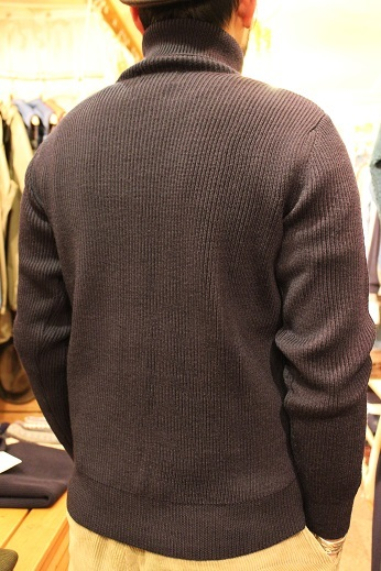 "フランス生まれの ""Vincent et Mireille\"" KNIT ITEM ご紹介_f0191324_09271297.jpg"