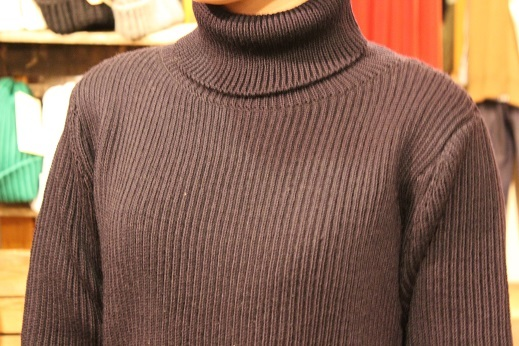 "フランス生まれの ""Vincent et Mireille\"" KNIT ITEM ご紹介_f0191324_09305016.jpg"