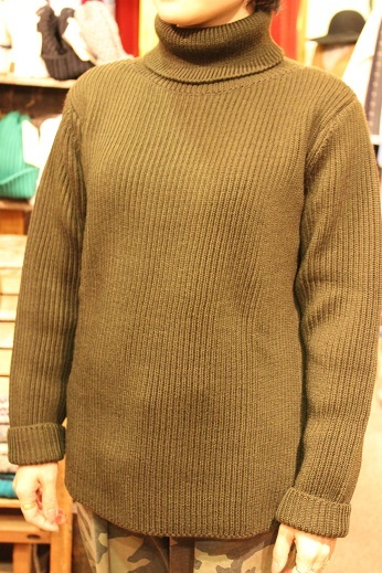 "フランス生まれの ""Vincent et Mireille\"" KNIT ITEM ご紹介_f0191324_10132399.jpg"