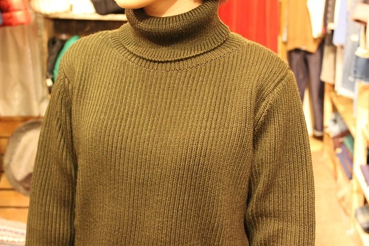 "フランス生まれの ""Vincent et Mireille\"" KNIT ITEM ご紹介_f0191324_10134159.jpg"