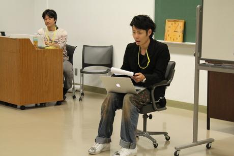 【青学WSD】講師の方々が出演する舞台を観てきました!!_a0197628_22522377.jpg