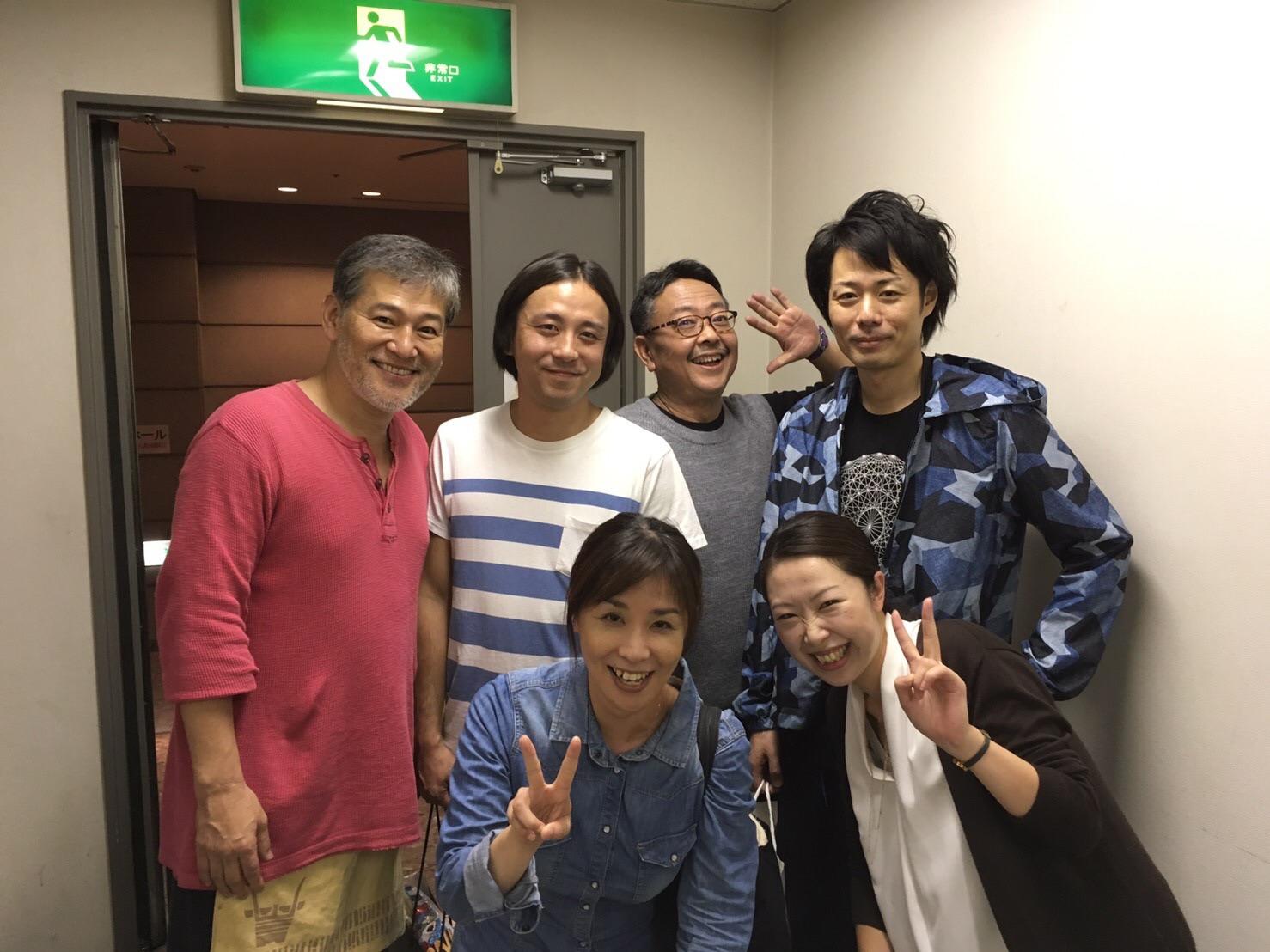 【青学WSD】講師の方々が出演する舞台を観てきました!!_a0197628_2324934.jpg
