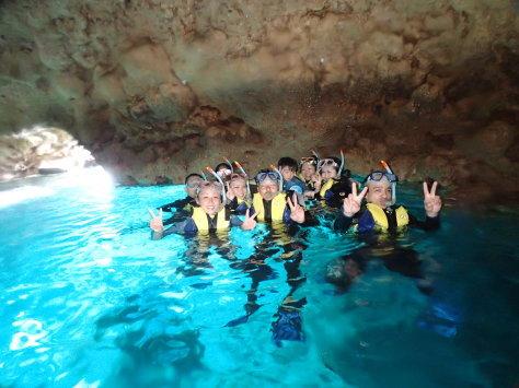 10月28日青の洞窟DAY_c0070933_21411361.jpg