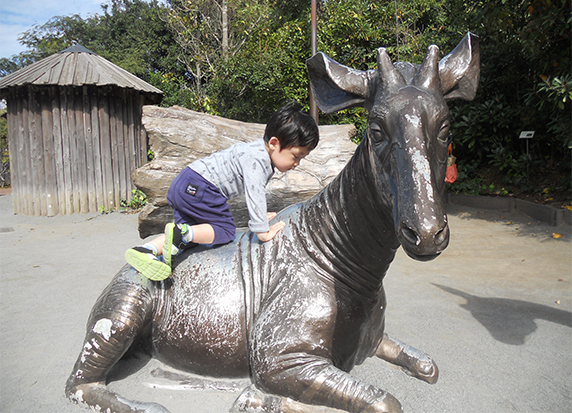 動物園を楽しめるように♪_a0275343_13395720.jpg