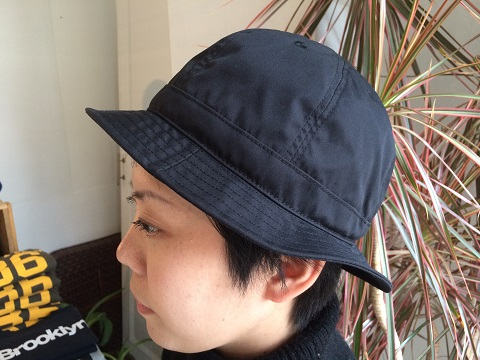 THE NORTH FACE PURPLE LABEL : 65/35 WINDSTOPPER® Hat_a0234452_182198.jpg