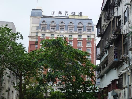 麗しの島 台湾旅行 399 首都大飯店 その1_e0021092_11101065.jpg