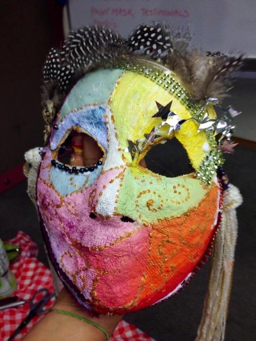 自分の顔形からつくるてアートマスク_c0100195_18573806.jpg