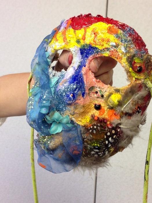 自分の顔形からつくるてアートマスク_c0100195_18595039.jpg