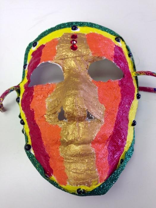 自分の顔形からつくるてアートマスク_c0100195_19015708.jpg