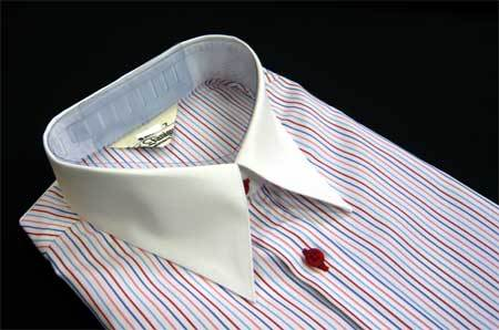 レディースシャツ レッドボタン_a0110103_20530775.jpg