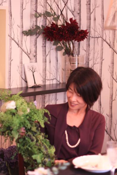 冬の森〜アトリエリニューアルオープンイベント1日目_b0208604_16301581.jpg