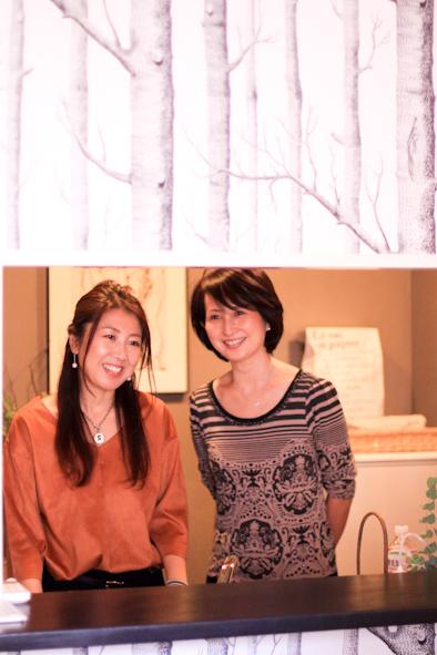 冬の森〜アトリエリニューアルオープンイベント1日目_b0208604_16494885.jpg