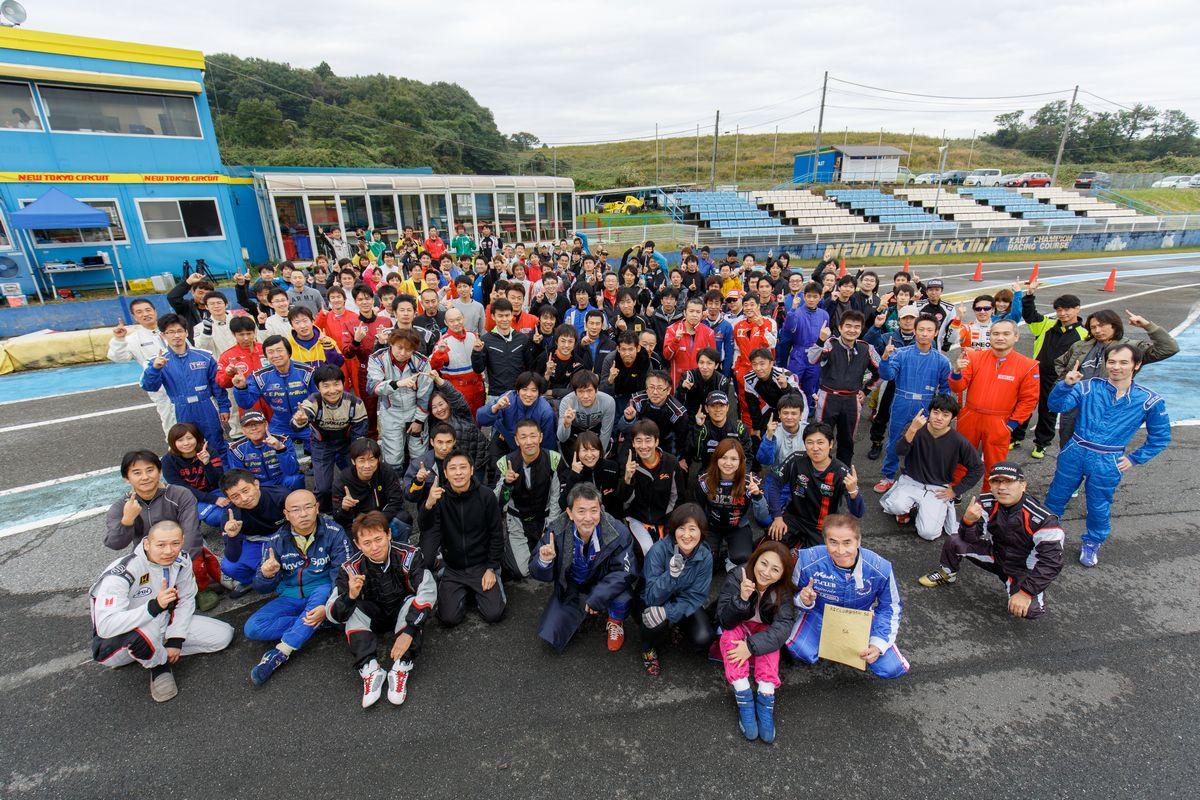 NTC SUPER GT-K 最終戦、終了!【2016】_c0224820_19182545.jpg
