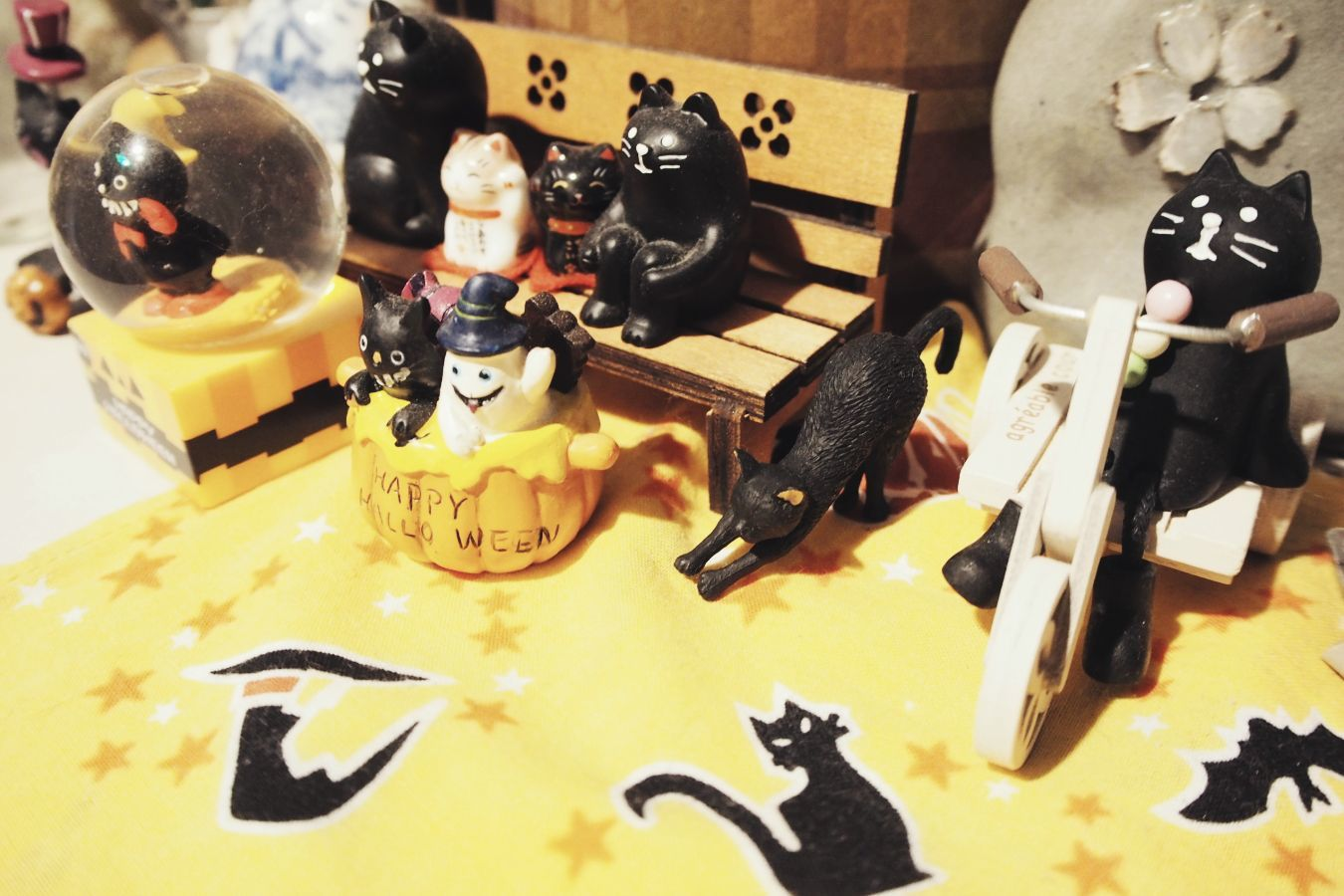 【Photo】ハロウィンは、黒猫_b0008655_19404588.jpg