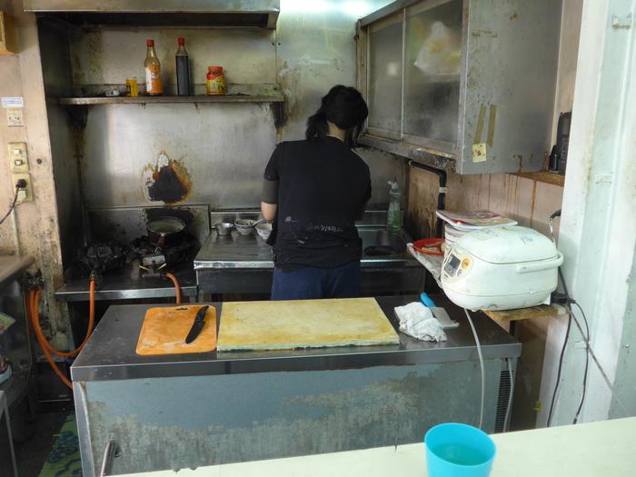 那覇「台湾粥専門店 阿里」へ行く。_f0232060_15553121.jpg