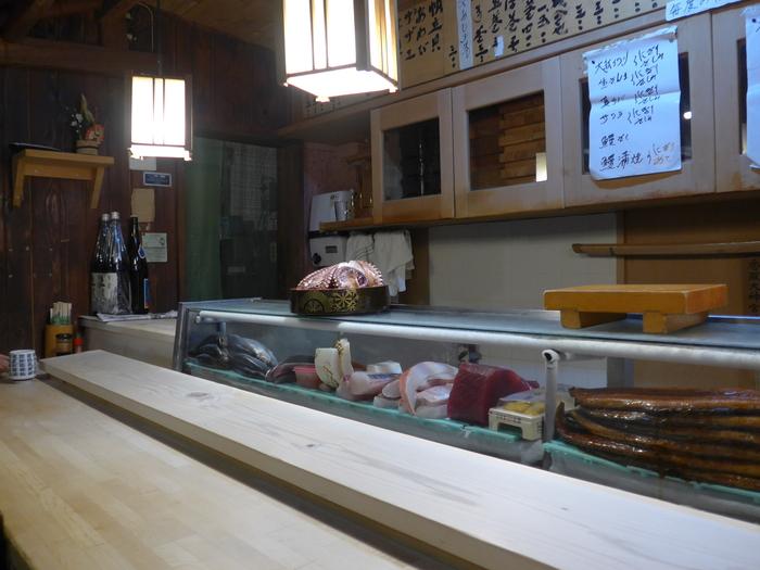 那覇・美栄橋「たけやん寿司」へ行く。_f0232060_173289.jpg