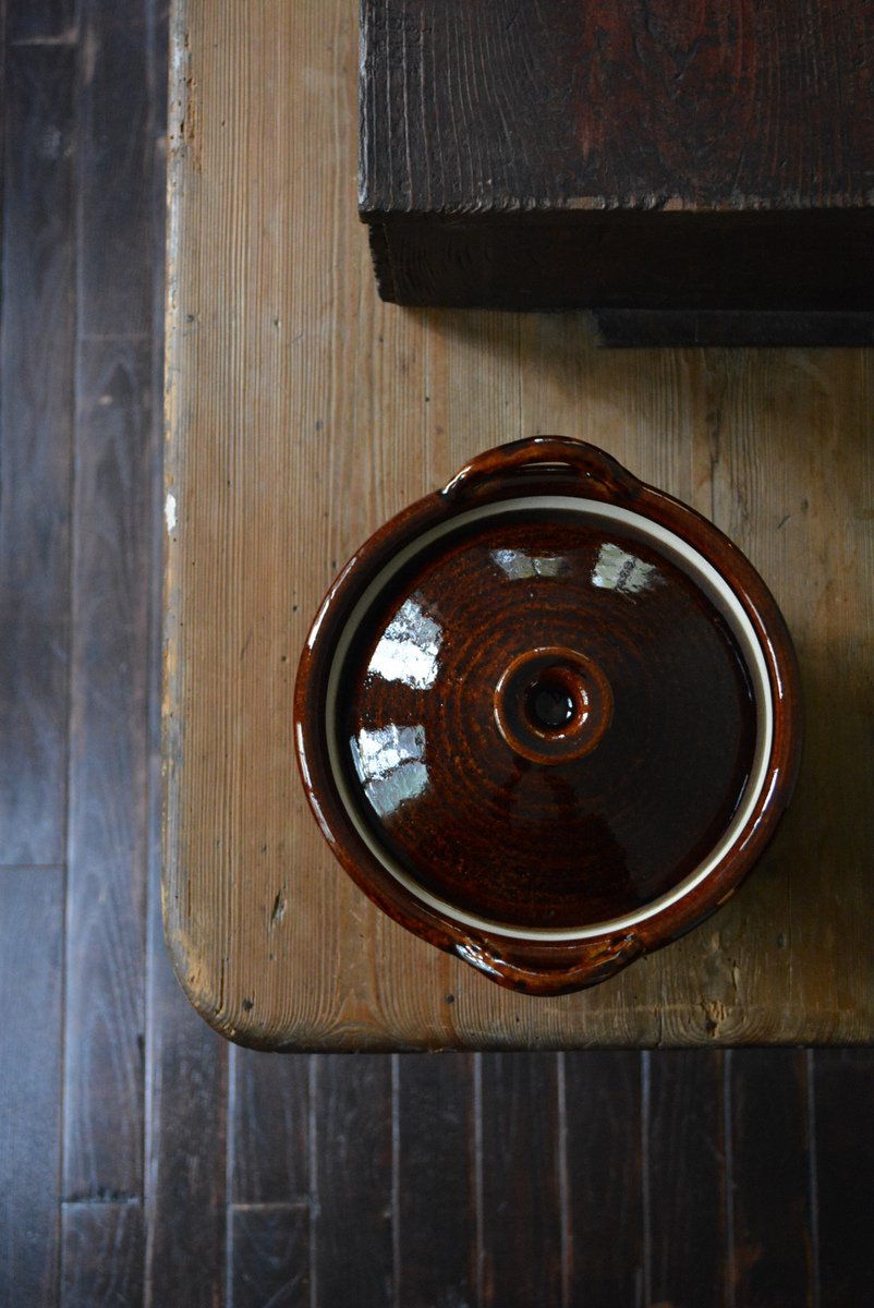 「山本忠正展 伊賀の土鍋と白い器」 始まりました_d0087761_1721290.jpg