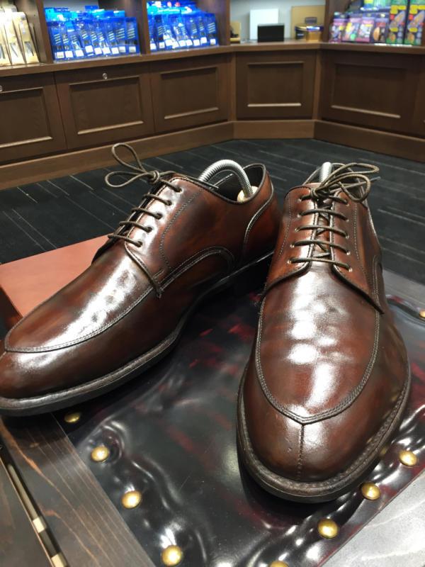 靴って、ここまで生まれ変わるんです_f0374162_10503676.jpg